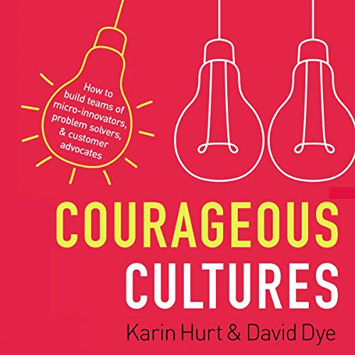 Courageous Cultures cover art