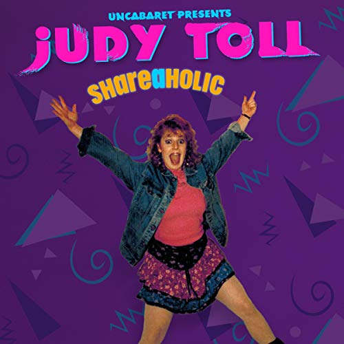 Judy Toll: Shareaholic audiobook cover art