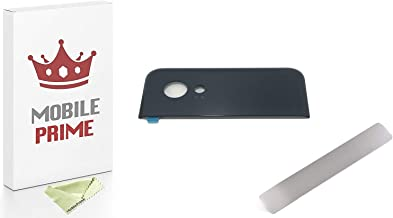 MOBILEPRIME Replacement Rear Back Glass Back Cover Repair Kit Compatible for Google Pixel 2 XL 6.0