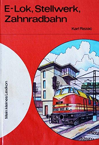E-Lok Stellwerk Zahnradbahn