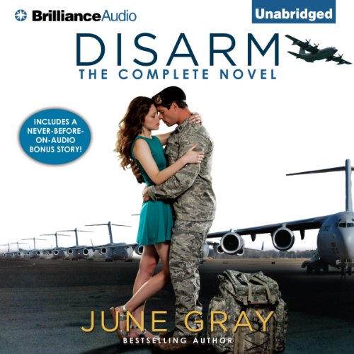 Disarm audiobook cover art