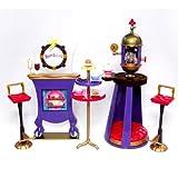 MGA Entertainment 514893E4C Bratzillaz Café Zap - Juego de mobiliario para cafetería