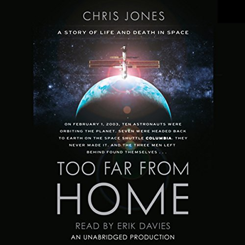 Too Far From Home audiobook cover art