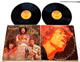 The Jimi Hendrix Experience ELECTRIC LADYLAND - Reprise Records 1968 - USED DOUBLE Vinyl LP Record Album - 1968 Pressing - Crosstown Traffic - Voodoo Child (Slight Return) - All Along The Watchtower
