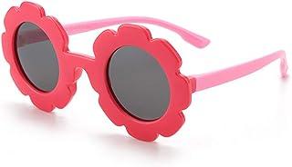 sdawa - Gafas de sol polarizadas de estilo deportivo para niños para niños y niñas de 3 a 12 años de edad Gafas de sol polarizadas flexibles para niños a prueba de golpes Gafas