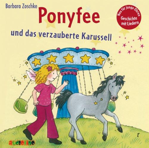 Ponyfee und das verzauberte Karussell Titelbild