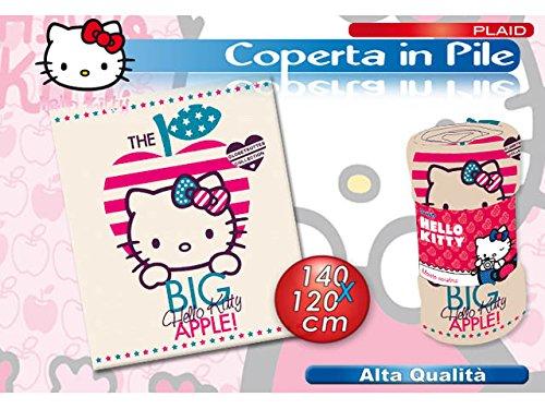 Couverture en polaire Hello Kitty as6026