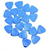 Goodlucky365 20 Pcs Opening Pry Tool For Cell Phone Mobile Phone iPhone Screen Case LCD PDA Laptop Repair/Guitar Pick Blue color