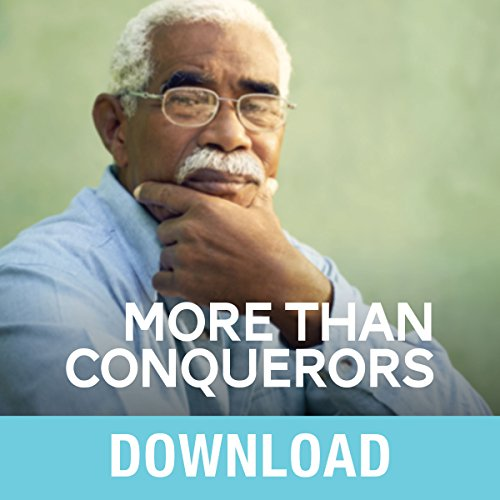 More than Conquerors audiobook cover art