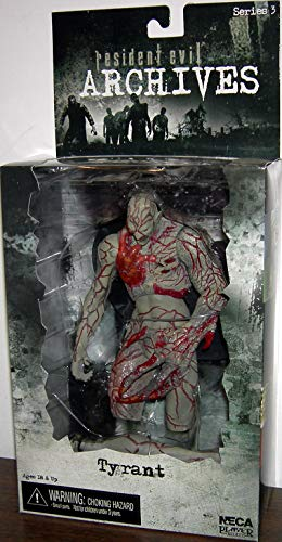 Action Figur Resident Evil Archives Serie III Tyrant 18cm