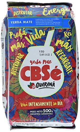 CBSé Mate Tee - Energia - mit Guaraná, 1er Pack (1 x 500 g)