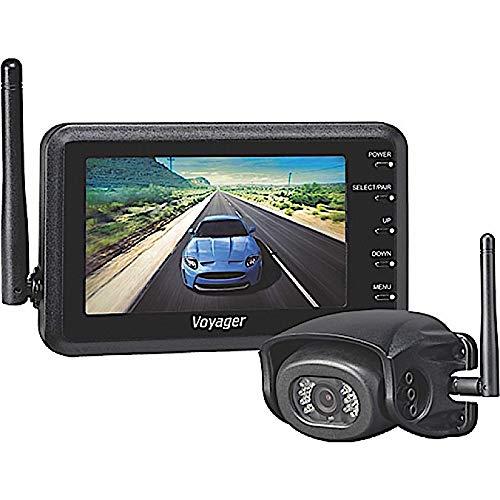 Jensen WVHS43 Voyager Wireless Wisgiht Backup backup Cameras Vehicle