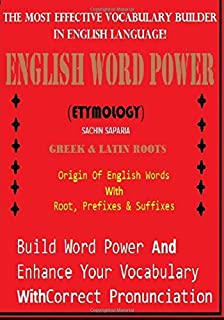 English Word Power (Etymology)