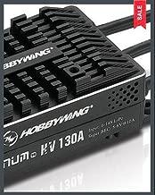 Hobbywing 30209200 Platinum 130A HV V4 ESC 6S-14S for 550-600 Class Heli