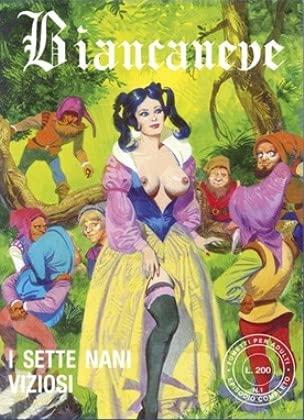 Biancaneve. I classici dell'erotismo italiano (Vol. 9) (Gli albi della cosmo)