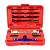 PLAYOCCAR N20 N55 Kit de Injecteur de Carburant Outil d'installation Compatible avec BMW, Automobiles Ensemble d'outils de Synchronisation de Moteur d'extracteur d'injecteurs