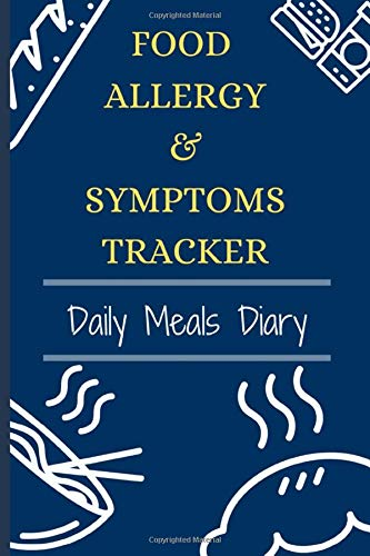 Food allergy & Symptoms Tracker: Daily Meals diary and allergy tracker | Food intolerance Diary to t