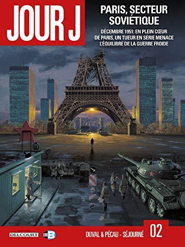 Jour J T02: Paris, secteur soviétique