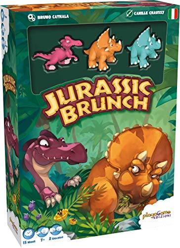 Playagame Edizioni - Jurassic Brunch - Edizione Italiana