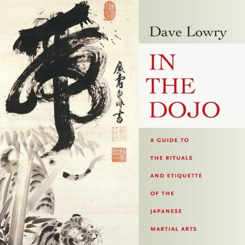 In the Dojo cover art