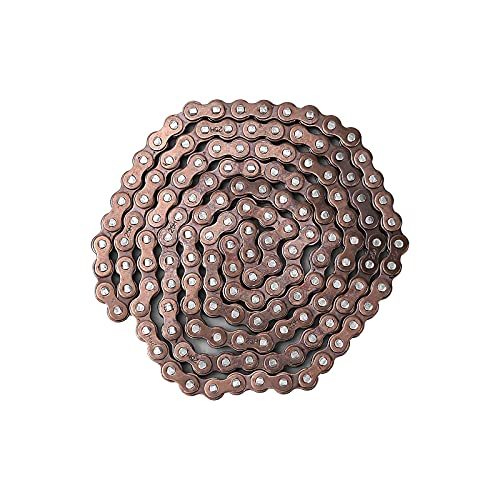 144 Links Chain,Scooter Chain 144 Links Chain 25H Chain Drive Chain High Strength High Speed 55-65-80 Disc for Electric Scooter Roller Chain Massage