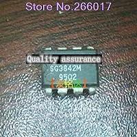 10PCS SG3842M SG3842 DIP-8 In Stock