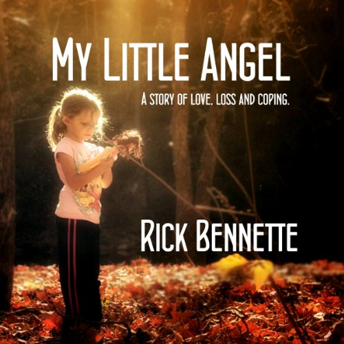 My Little Angel audiobook cover art