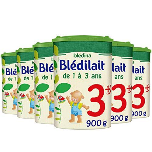 Blédina Blédilait Croissance 3ème âge (1 à 3 ans) - Lait de croissance en poudre pour les...