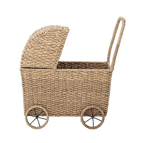 Bloomingville Lauflernwagen Deko-Kinderwagen