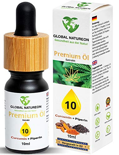 GLOBAL NATUREON® PREMIUM ÖL 10 (10 ml)...