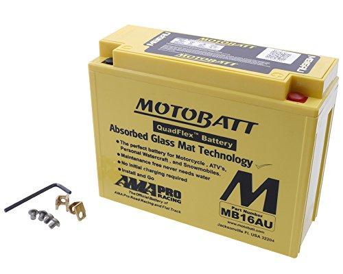 Batteria sigillata MotoBatt per Ducati Monster 900 12V-20,5Ah