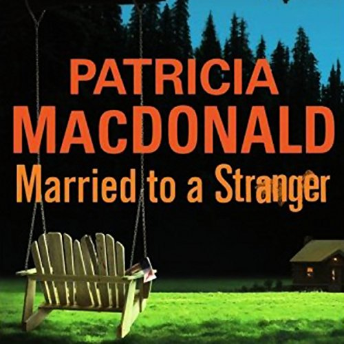 Married to a Stranger audiobook cover art
