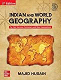Indian and World Geography For Civil Services Preliminary and Main Examinations | 5th Edition