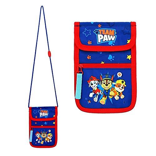 Vadobag Portemonnee | Paw Patrol | 17 x 12 cm | kinderborsttas | portemonnee