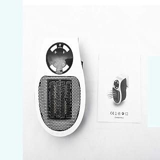 YONG Mini Calefactor Cerámico,Calentador de Espacio,Protección sobrecalentamiento,con función de Temporizador, Apagado automático, Ajuste de Temperatura: 15C ~ 32C,500W