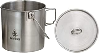 Pathfinder Stainless Bush Pot
