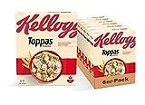 Kellogg's Toppas Classic Cerealien | 6er Vorratspack | 6 x 330g -
