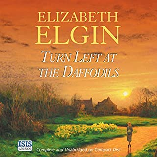 Turn Left at the Daffodils cover art