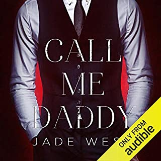 Call Me Daddy audiobook cover art