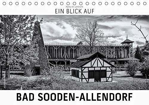 Ein Blick auf Bad Sooden-Allendorf (Tischkalender 2020 DIN A5 quer): Ein ungewohnter Blick auf die Kurstadt Bad Sooden-Allendorf in harten ... (Monatskalender, 14 Seiten ) (CALVENDO Orte)