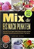 Mix dir Eis nach Punkten: Eis und Frozen Yogurt ohne Industriezucker, mit schlanken Punkten...