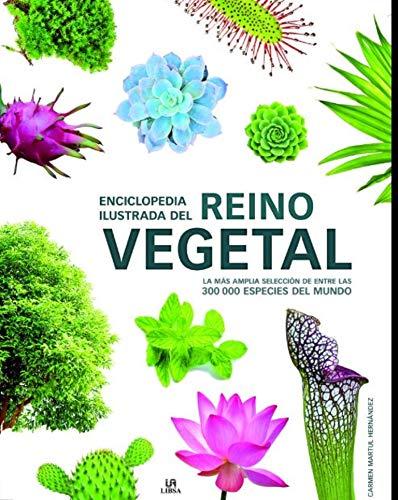 Enciclopedia Ilustrada Del Reino Vegetal: La más Amplia Selección de entre las 300.000 Especies del Mundo: 11 (Grandes Enciclopedias)