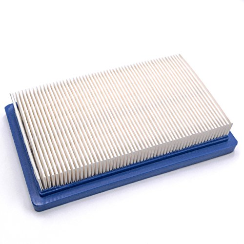 vhbw Ersatzfilter blau passend für Rasenmäher Güde Big Wheeler 50020, 508, 508A, 52273, 52274, 52275, 52276, 52277, 52278, 52279, 5228, 52280, 55535