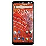 Nokia 3.1 Plus - Android 9.0 Pie - 32 GB - 13 MP Dual Camera - Single SIM Unlocked Smartphone (AT&T/T-Mobile/MetroPCS/Cricket/Mint) - 6.0' HD+ Screen - Charcoal