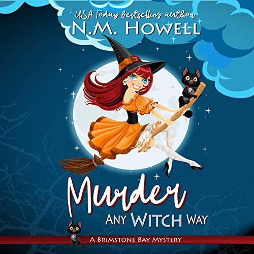 Murder Any Witch Way cover art
