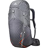 Gregory Mountain Products Men's Optic 48 Ultralight Backpack , Lava Grey, Small