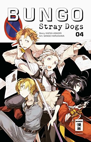 Bungo Stray Dogs 04