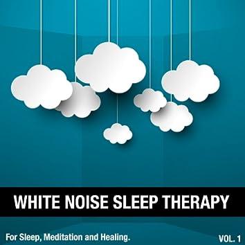White Noise Sleep Therapy, Vol. 1