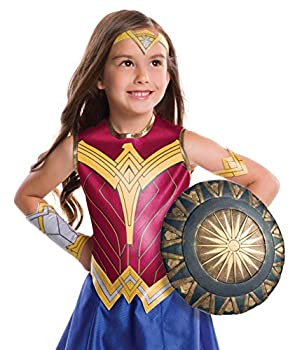 Rubie s Costume Wonder Woman Movie Shield Costume Accessory  Child Size