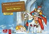 Bildkarten für unser Erzähltheater: Sankt Martin. Kamishibai Bildkartenset. Entdecken. Erzählen. Begreifen. Geschichten von Heiligen und Vorbildern.: ... und Heiligen für unser Erzähltheater)